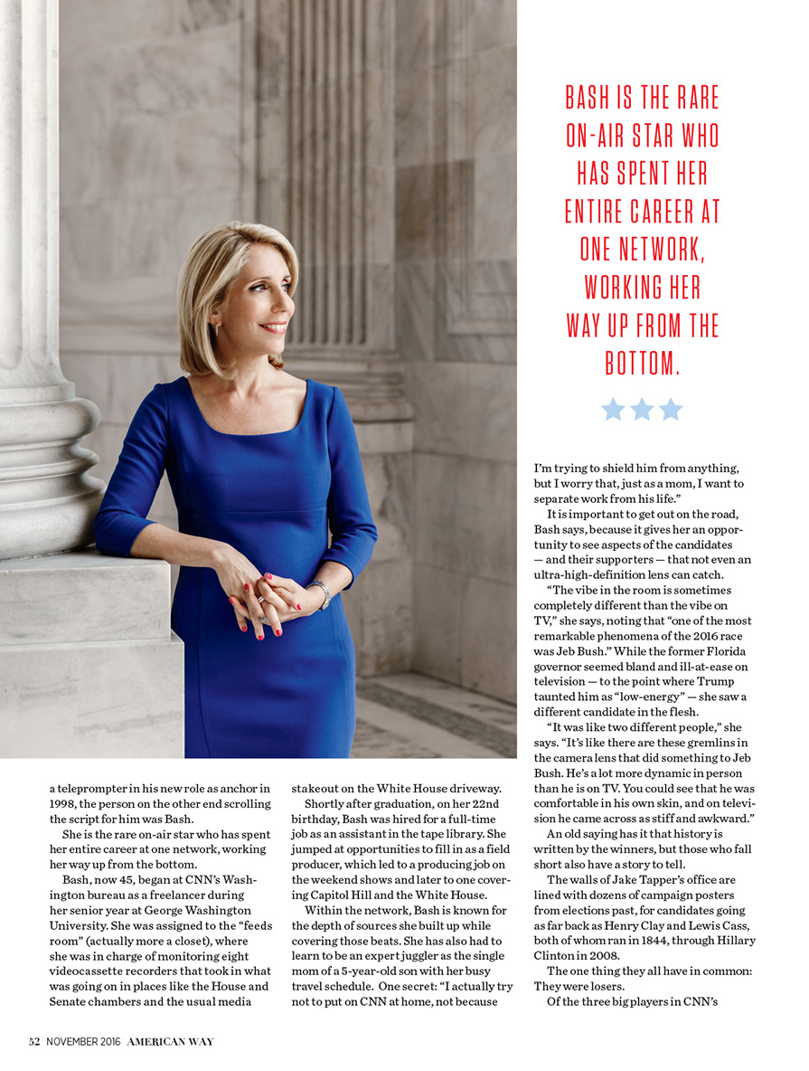 American Way / Dana Bash
