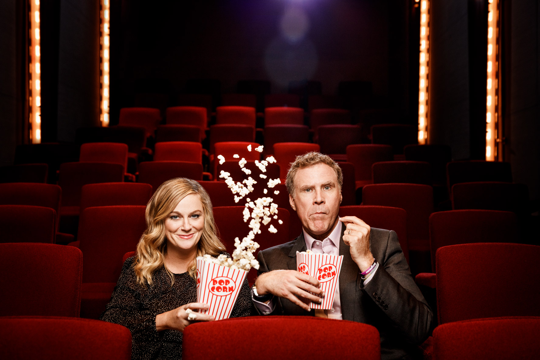 Amy Poehler & Will Ferrell
