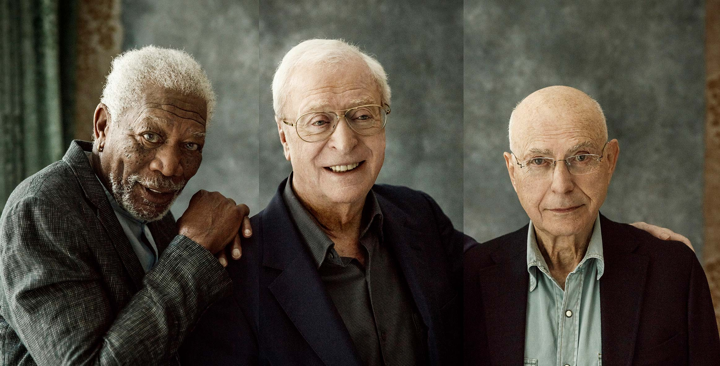 goinginstyle_01cMorgan Freeman / Michael Caine / Alan Arkin
